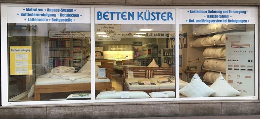 Betten Küster, Sonnenwall 51, Duisburg